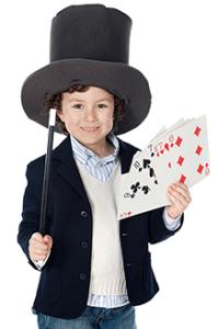 Zauberkasten für Kinder