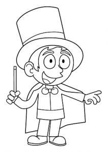 Zaubergeschichten Für Kinder Zum Ausdrucken Vorlesen